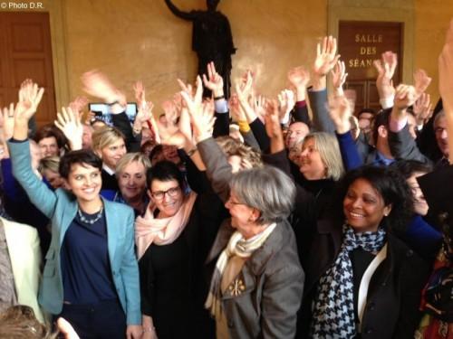Flash-Mob contre les violences faites aux Femmes