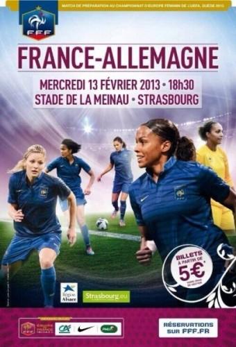 France vs Allemagne