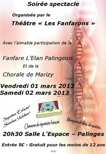 2013-03-01-Fanfare-Palinges-Affiche