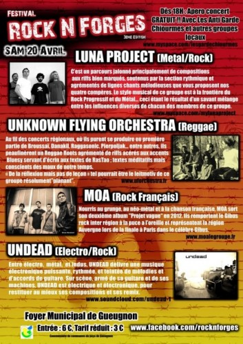 Festival Rock'N Forges