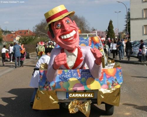 Paray Carnaval Folies 2013