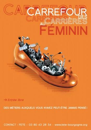 8 Mars Journée de la Femme et de l'emploi