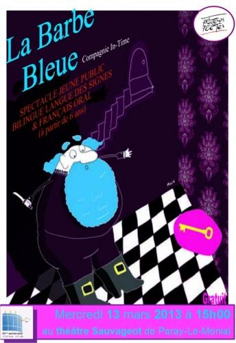 2013-03-13-Paray-Affiche-Barbe-Bleue