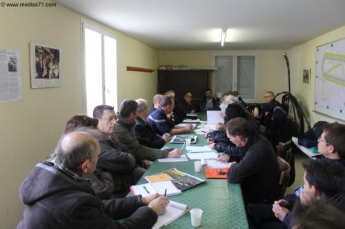 La commission de sécurité