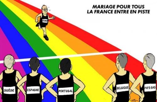 La loi pour le Mariage pour Tous est votée