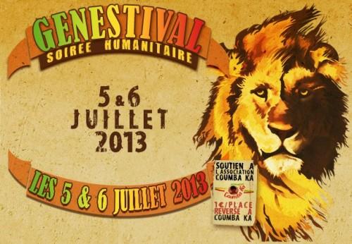Genestival 5ème Edition à Génelard