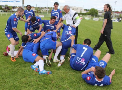 Paray-Foot en DH !