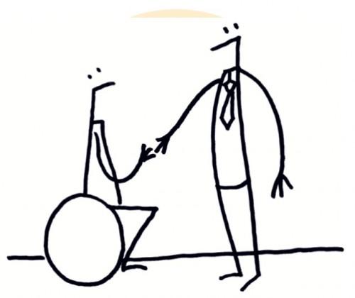 CG-71 : Emploi de personnes handicapées