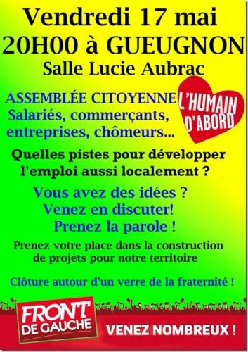 Assemblée Citoyenne du Front de Gauche