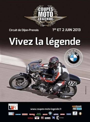 Dijon : Coupes Moto Légende