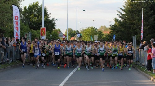 Championnats de Bourgogne en Cross