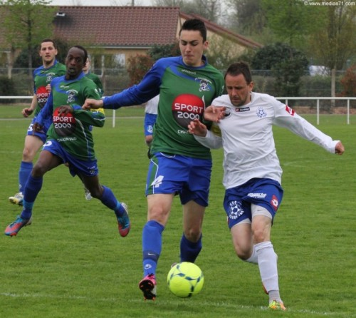Denis Stinat au FCG