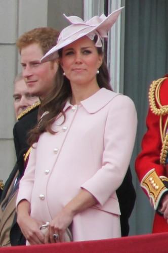 Le royal baby pour aujourd'hui ?