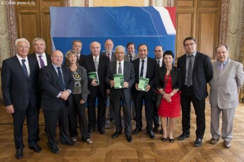 Rapport Sidérurgie et Métallurgie