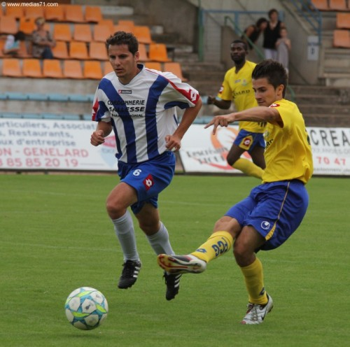 Coupe de France Palinges vs Gueugnon