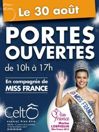 Miss France à Celtô