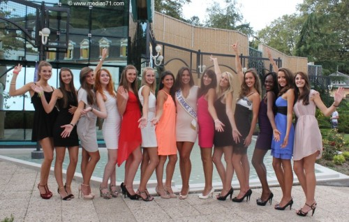 13 Filles pour Miss Bourgogne 2013