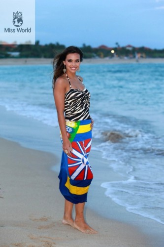 Concours Miss Monde