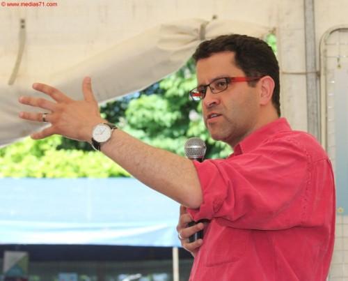Fête de l'Humain avec Gabriel Amard