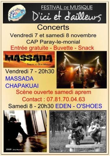 Festival de Musique à Paray
