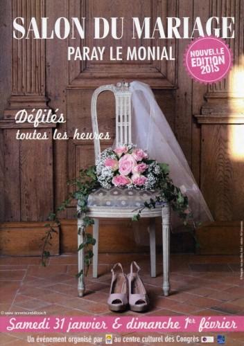 Salon du Mariage 2015 à Paray