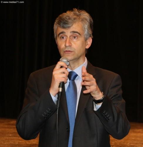 André Accary : Fermeture d'Allia à Digoin