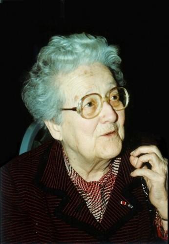 Hommage à Germaine Tillion
