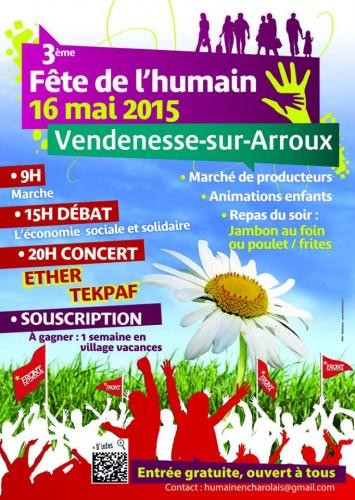 2015 Fête Humain