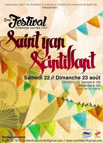 2015 – Festival Saint-Yan Scintillant