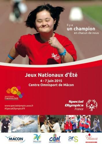 8ème Jeux Nationaux d'été à Mâcon