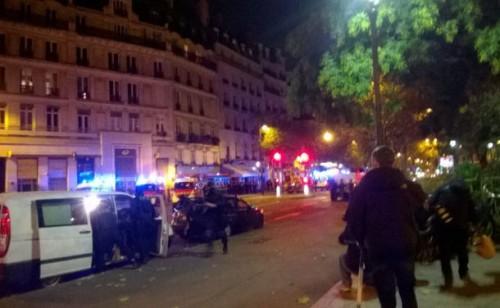 Paris Attentats ce 13 novembre 2015