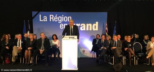 Régionales 2015 : Réunions François Sauvadet