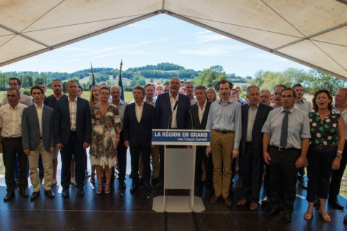 Régionales 2015 : Communiqué de François Sauvadet