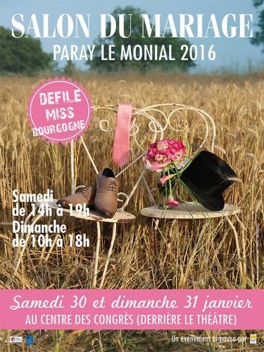 Paray Salon du Mariage 2016