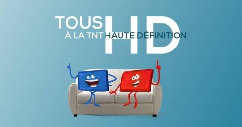 La TNT-HD bientôt partout en France