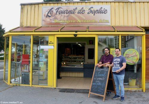 Boulangerie connectée à Digoin