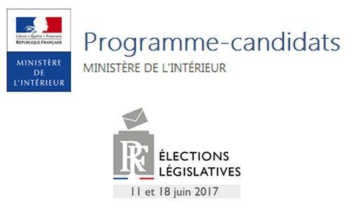 Législatives 2017 – Propagande