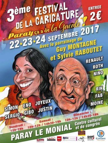 2017 Festival de la Caricature