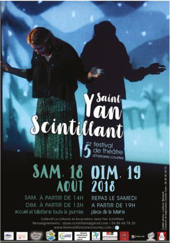 Festival Saint-Yan Scintillant 2018