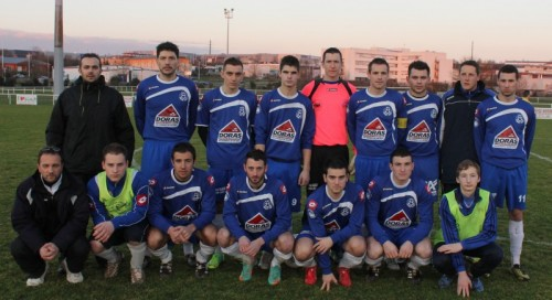 Paray-Foot 2-1 FC Gueugnon
