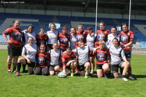 Rugby Féminin à Jean Laville