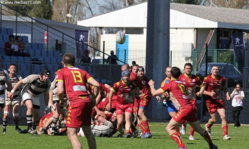Paray-Rugby 20-18 Chablis