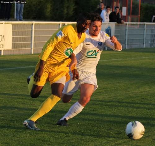DH Dijon 0-1 Gueugnon