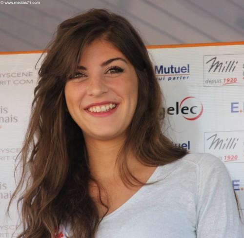 Anne CRANGA élue Miss Saône-et-Loire