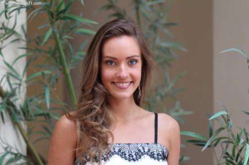 Miss Bourgogne 2013 est Marie Reintz