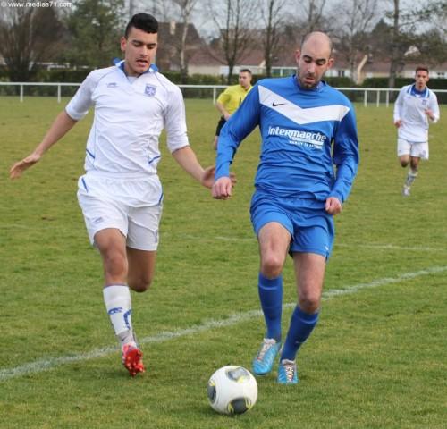 Paray 1-3 Auxerre