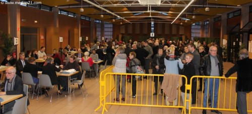 Paray : Résultats Electoraux