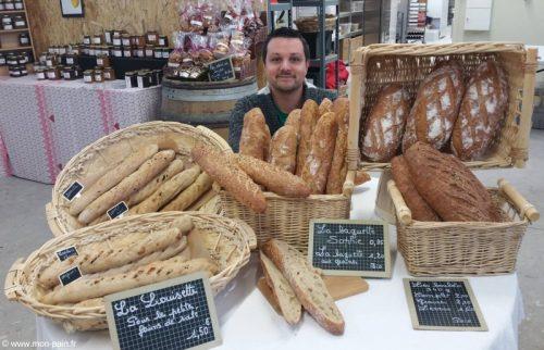 Réservez votre pain en ligne