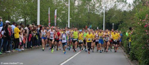 2016 – 10kms à Paray
