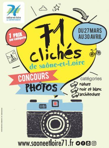 Concours photos du 71
